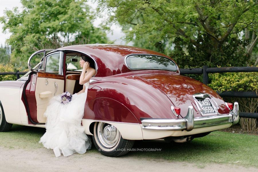 Luxury Vehicle: Stellenbosch Wedding Car Hire