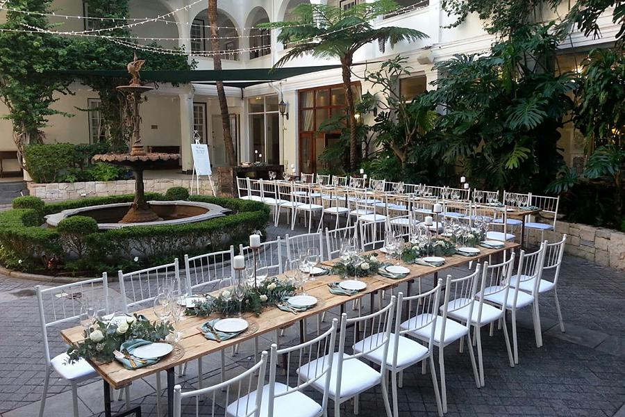 Wedding Decor Hire Stellenbosch