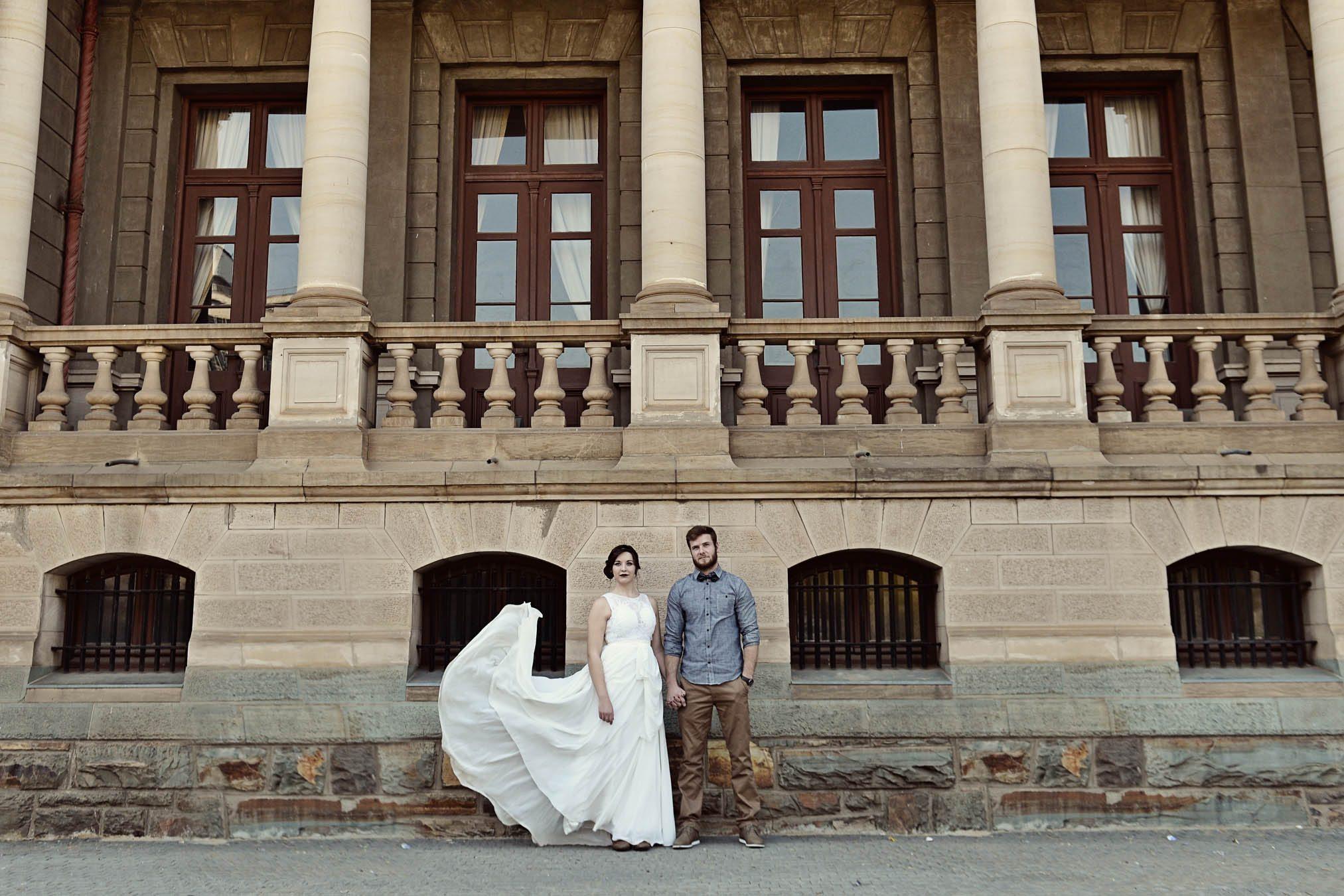 Urban Wedding Photos - Pretoria Styled Shoot - Pink Book