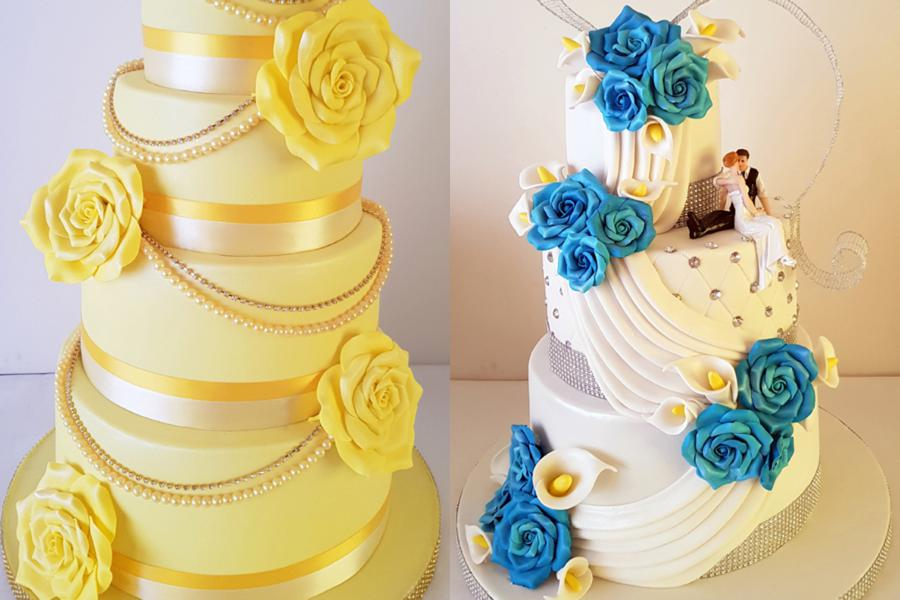Bake My Day - Johannesburg Wedding Cakes