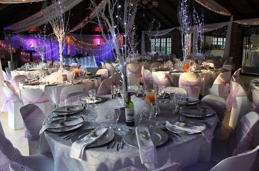 The Forest Walk Venue Midrand Wedding Venue Pink Book