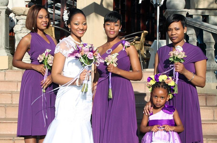 Infinity Dress SA - Bridesmaids Dresses - Pink Book