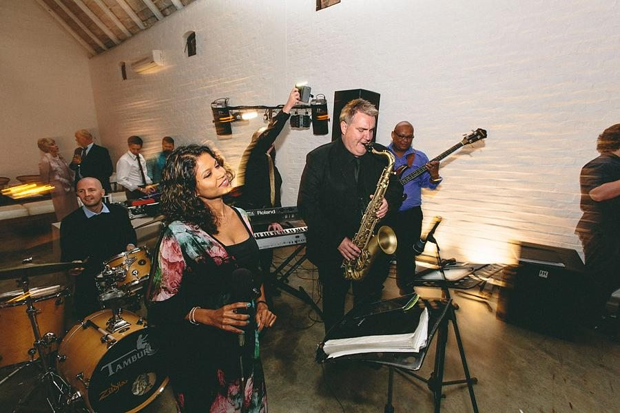 Shout Music Company Cape Town Wedding Band Pink Book