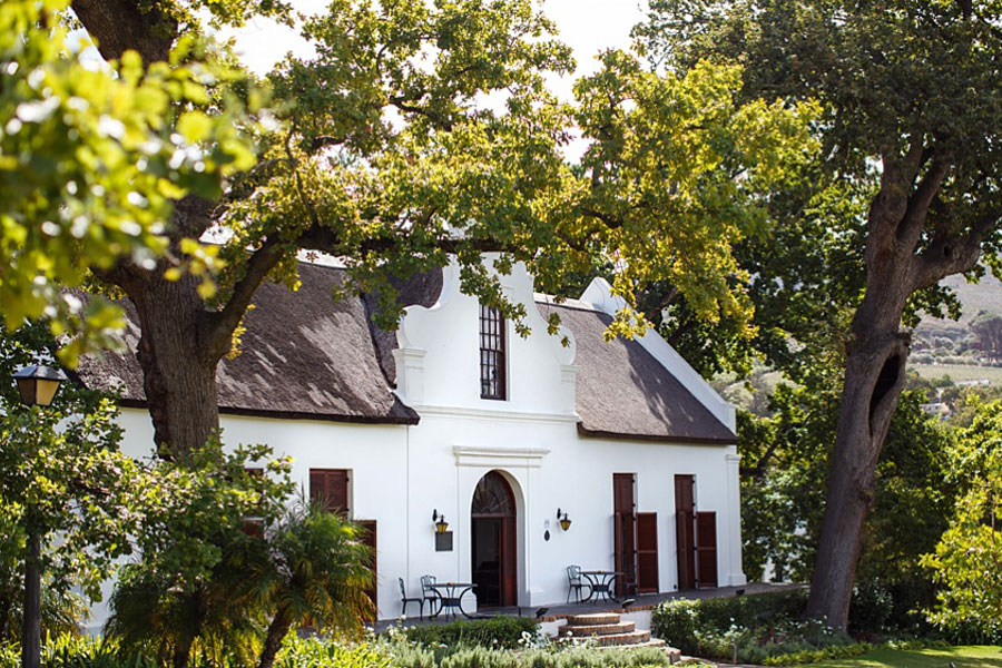 Rhebokskloof Wine Estate
