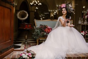 Tashreeqah Sadien Wedding Dresses