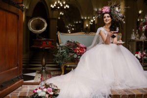 Tashreeqah Sadien Wedding Dresses