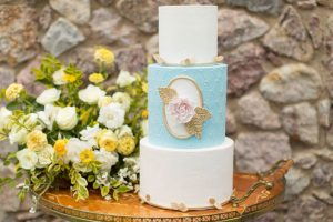 Sweetly Detailed Wedding Cakes