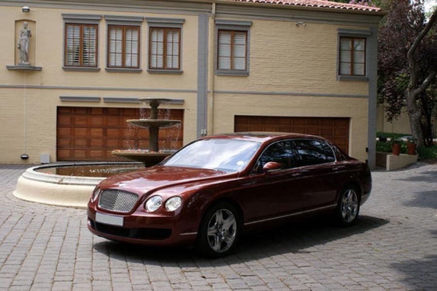 Luxury Chauffeur Car Hire Cape Town