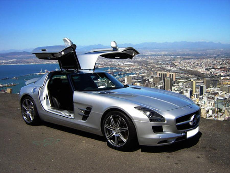 Luxury Car Hire Matric Ball Cape Town