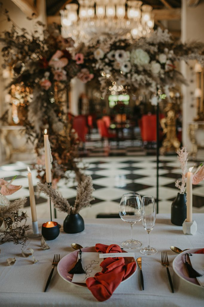 Strawberry Weddings and Events