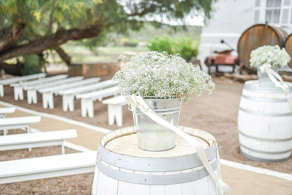 Cabrières Weddings & Vineyards