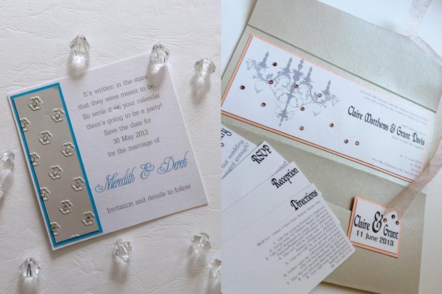 Eventations Sandton Wedding Invitations