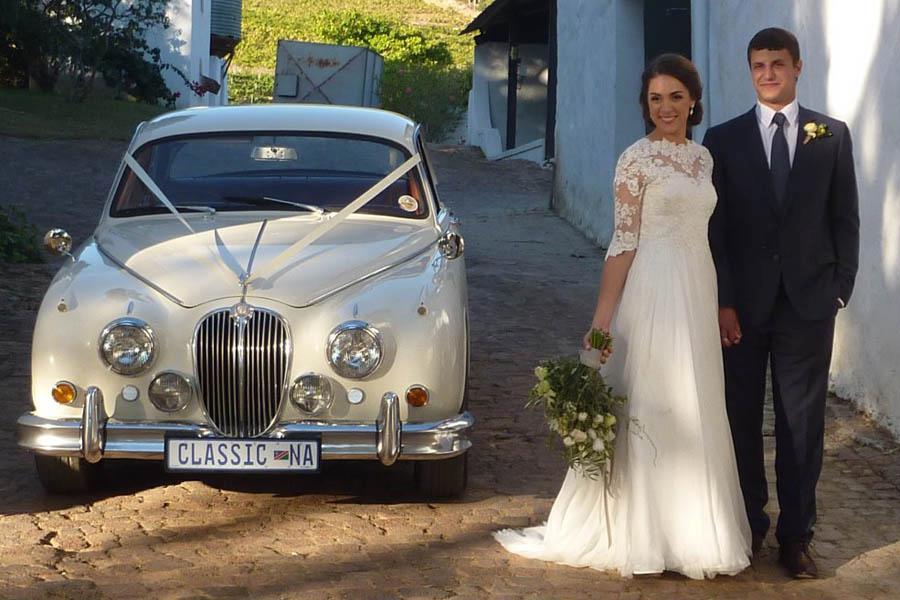 Classic Cats - Stellenbosch Wedding Car Hire