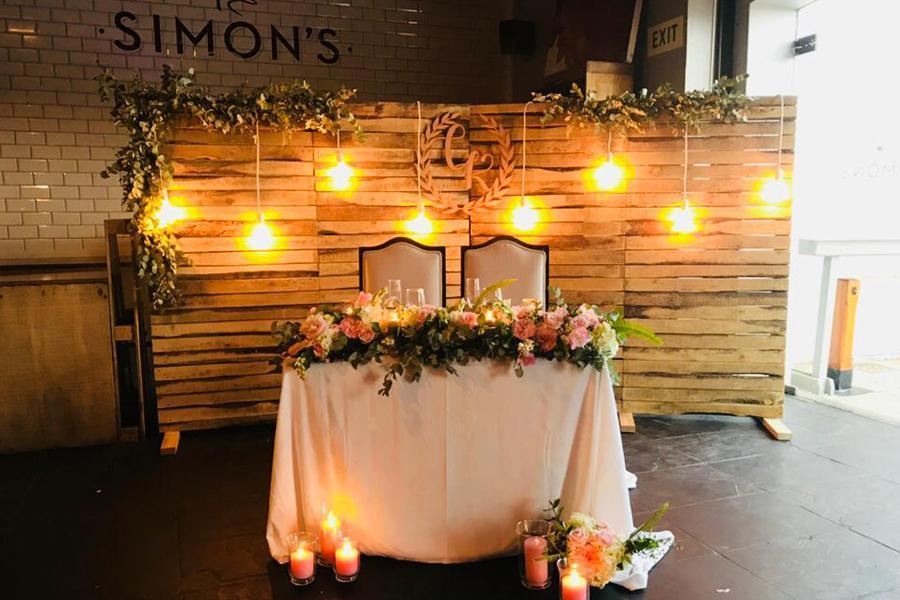 Wedding Decor Hire Cape Town Northern Suburbs