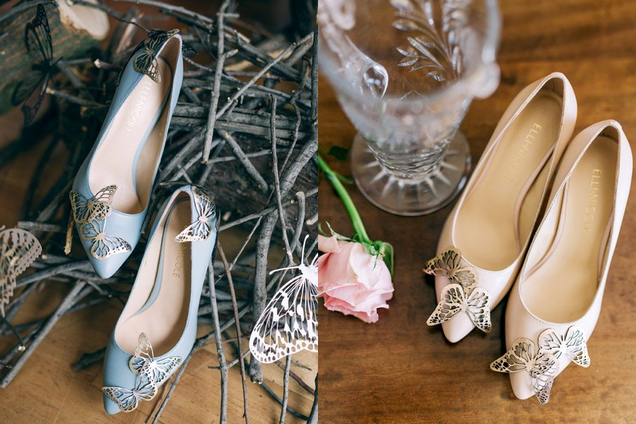 Elli-Nicole Couture - Custom Wedding Shoes