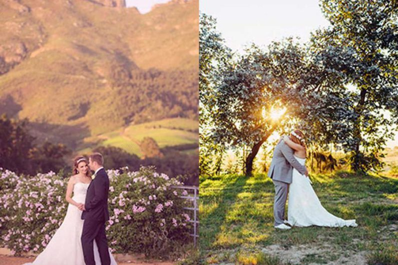 Mosaic Wedding Company Cape Town Wedding Planner