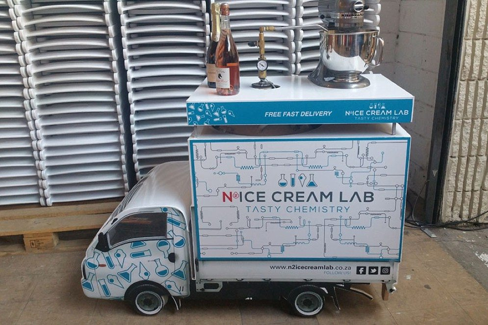 N2 Ice Cream Lab