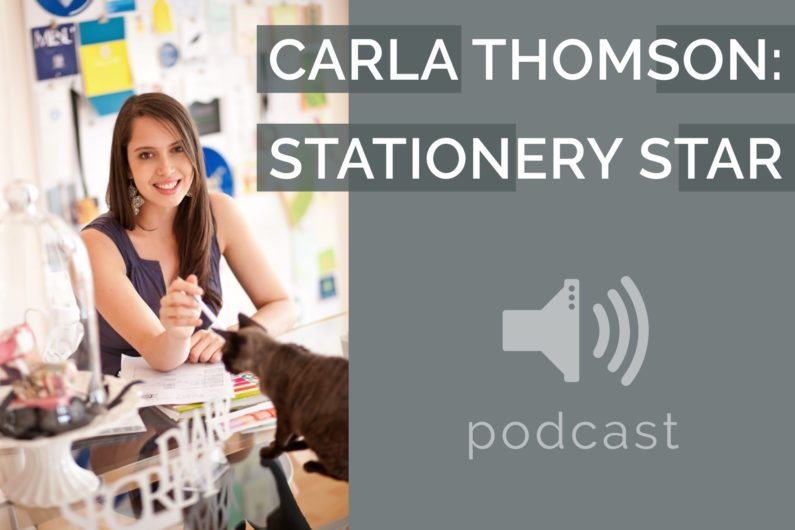 #9 - Carla Thomson - Stationery Star