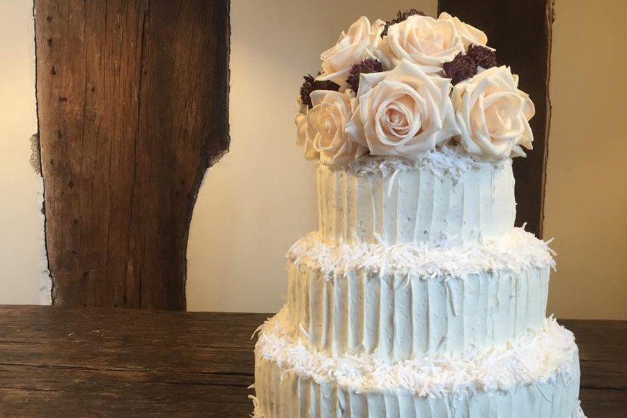 Cape Town Wedding Cake