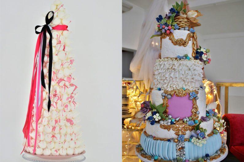 Crumb Cakes SA Cape Town Wedding Cake