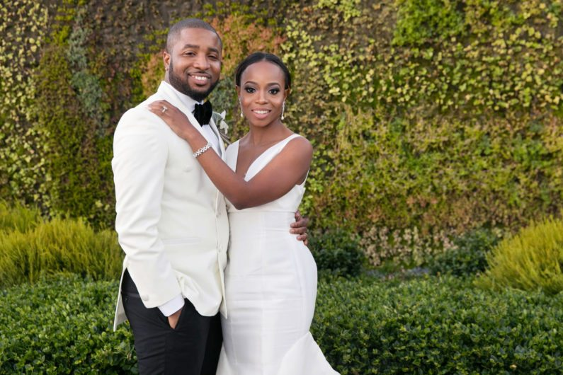 Luxury African Real Wedding at Cavalli Estate