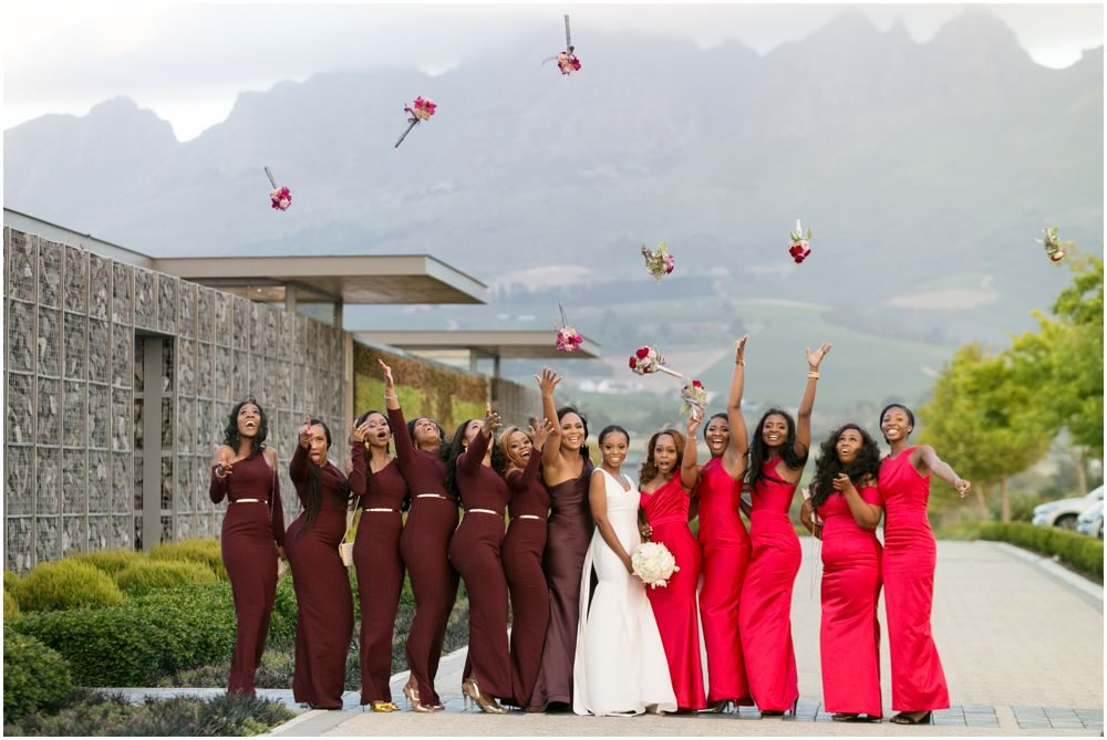 Luxury African Real Wedding