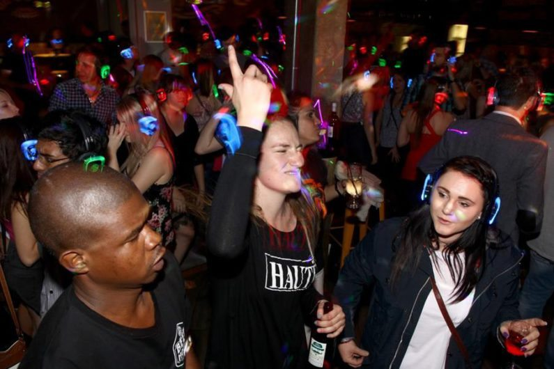 Silent Disco SA Johannesburg Party Sound And Lighting