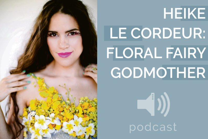 #8 - Heike le Cordeur - Floral Fairy Godmother