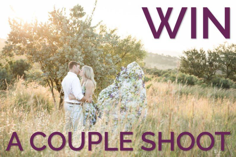 Win a Styled Couple Shoot