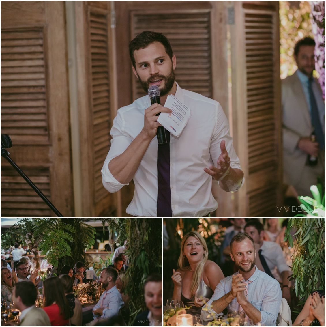 African Theme Wedding Cape Point Vineyards Jamie Dornan