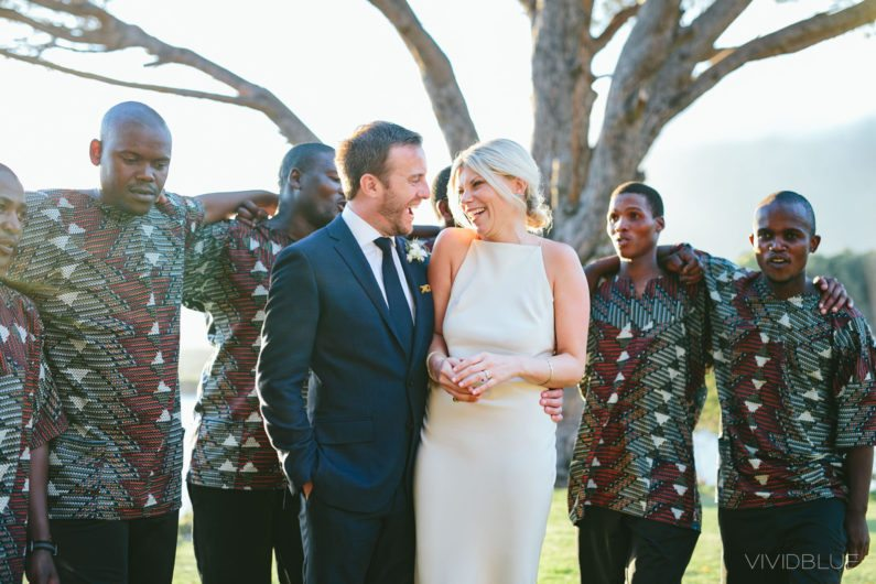 African Theme Real Wedding