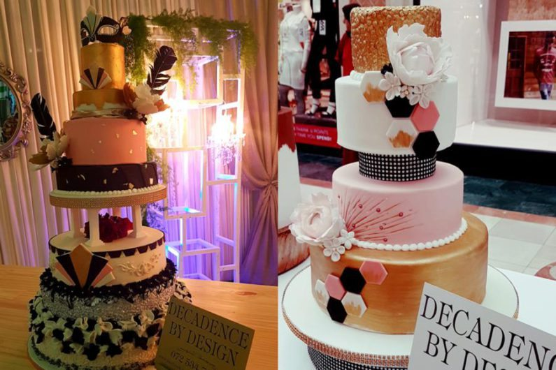 wedding cakes donegal town wedding cakes cape town decadence by design bakery 24217