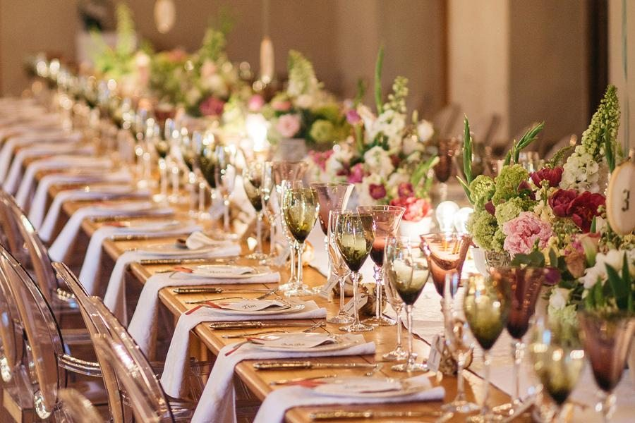 Cape Winelands Wedding Decor