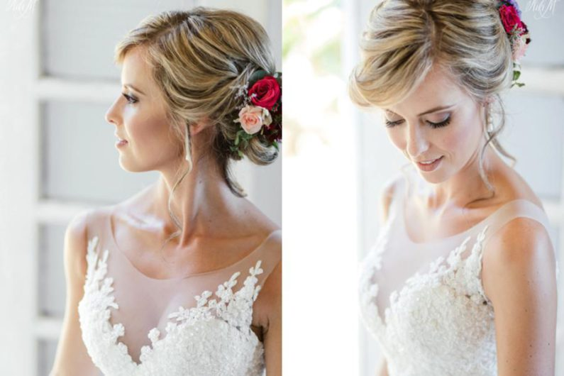 Estelle Pretorius Hair And Makeup Cape Town Wedding Hair And Makeup