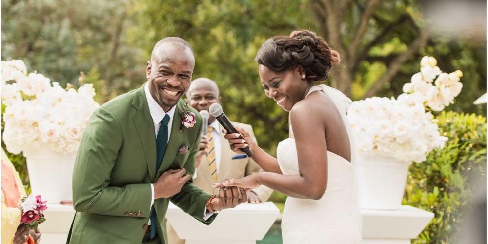 An Intimate Wedding in South Africa