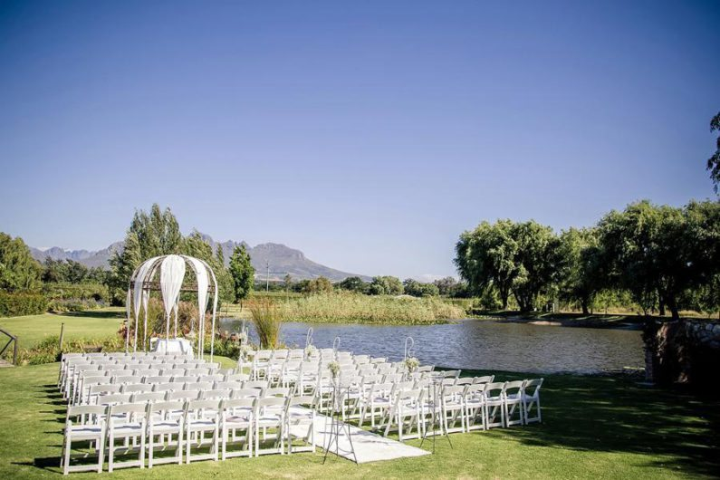 Hudson's Wedding Venue
