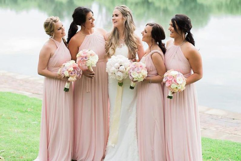 Infinity Dress SA Gauteng Bridesmaid Dresses