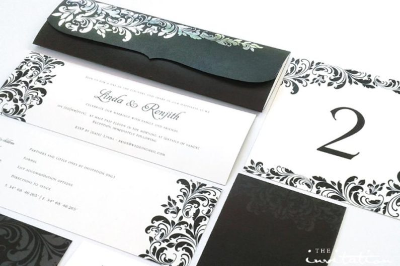 Invitation Gallery Online Wedding Stationery