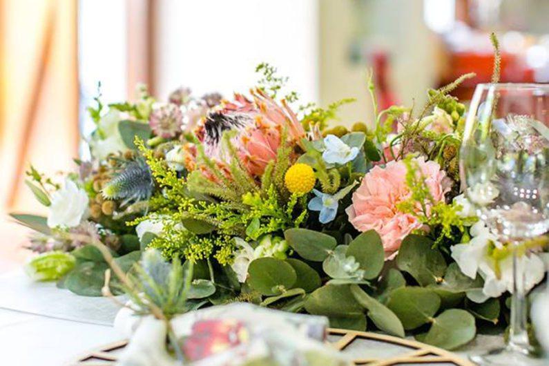 Lavishly Done Cape Town Wedding Flowers