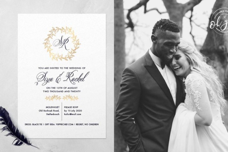Oh Yay Durbanville Wedding Invitations
