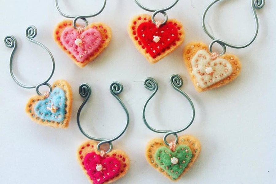 Personalised Wedding Gifts Cape Town : The Heartfelt Project - Cape Town Wedding Gifts And Favours - Pink ...