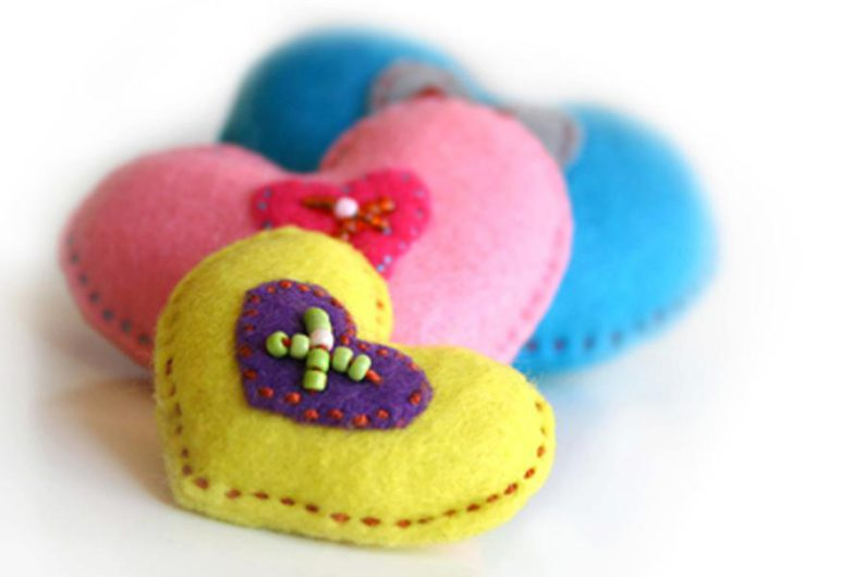 The Heartfelt Project - Cape Town Wedding Gifts And Favours - Pink ...