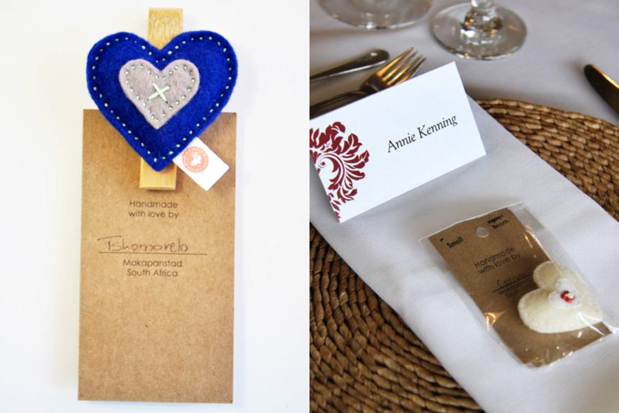 The Heartfelt Project Cape Town Wedding Gifts And Favours Pink Book