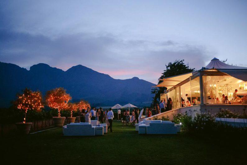 Vrede En Lust Franschhoek Wedding Venue