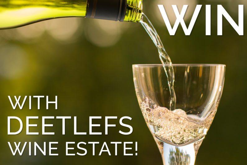 Win with Deetlefs - Drink & Draw
