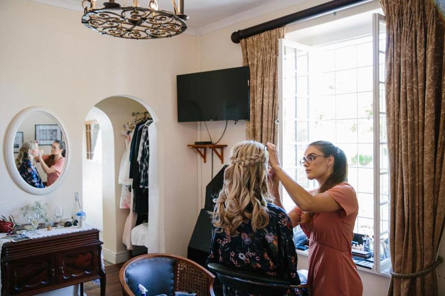Estelle Pretorius Makeup and Hair Artist