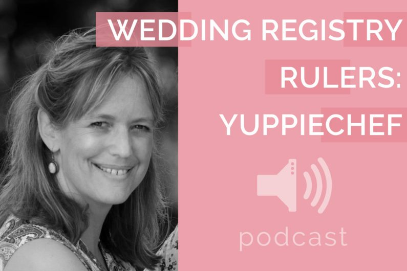 #13 - Yuppiechef - Wedding Registry Rulers