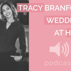 Wedding Podcast Ep.20 - Weddings at Home