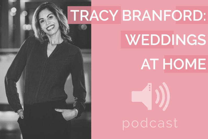#20 - Tracy Branford - Weddings at Home
