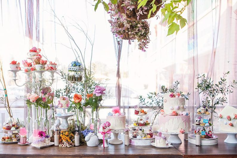 Café Hemingsway Midrand Kitchen Tea Venue